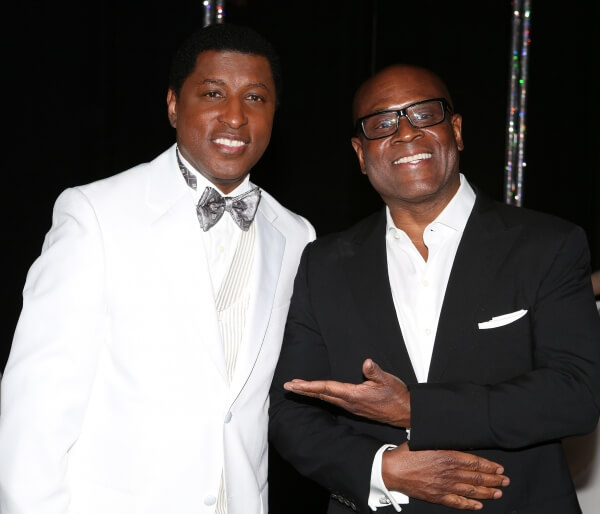 LA Reid & Babyface in the Mix Artist Listing