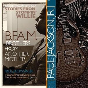 TheJazzWorld Paul Jackson Jr Stories