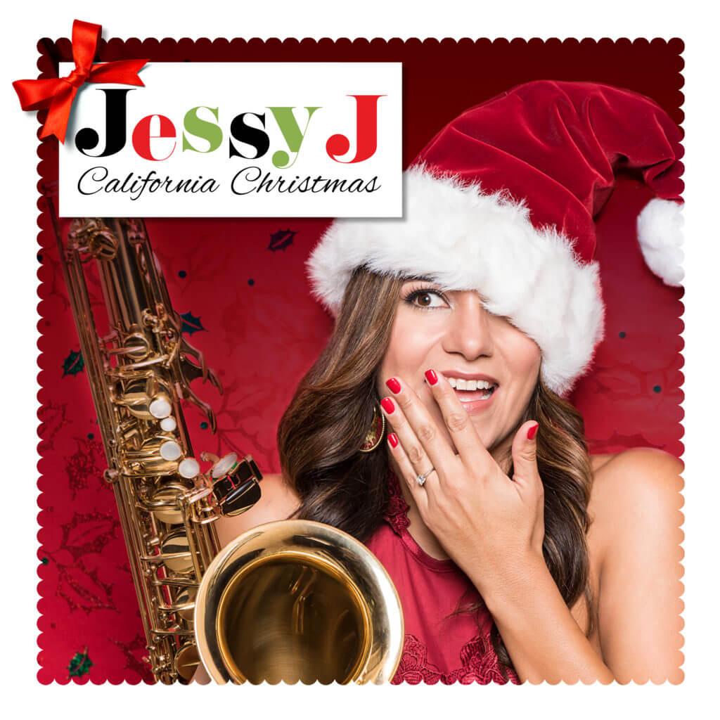 Jessy J California Christmas