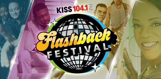 KISS 104 Flashback Festival 2017