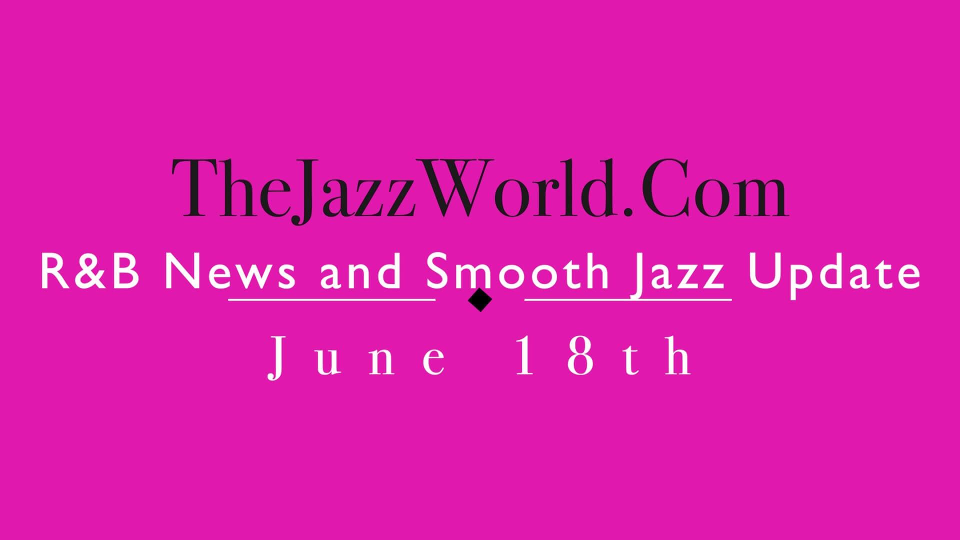 The Jazz World Show 6:18