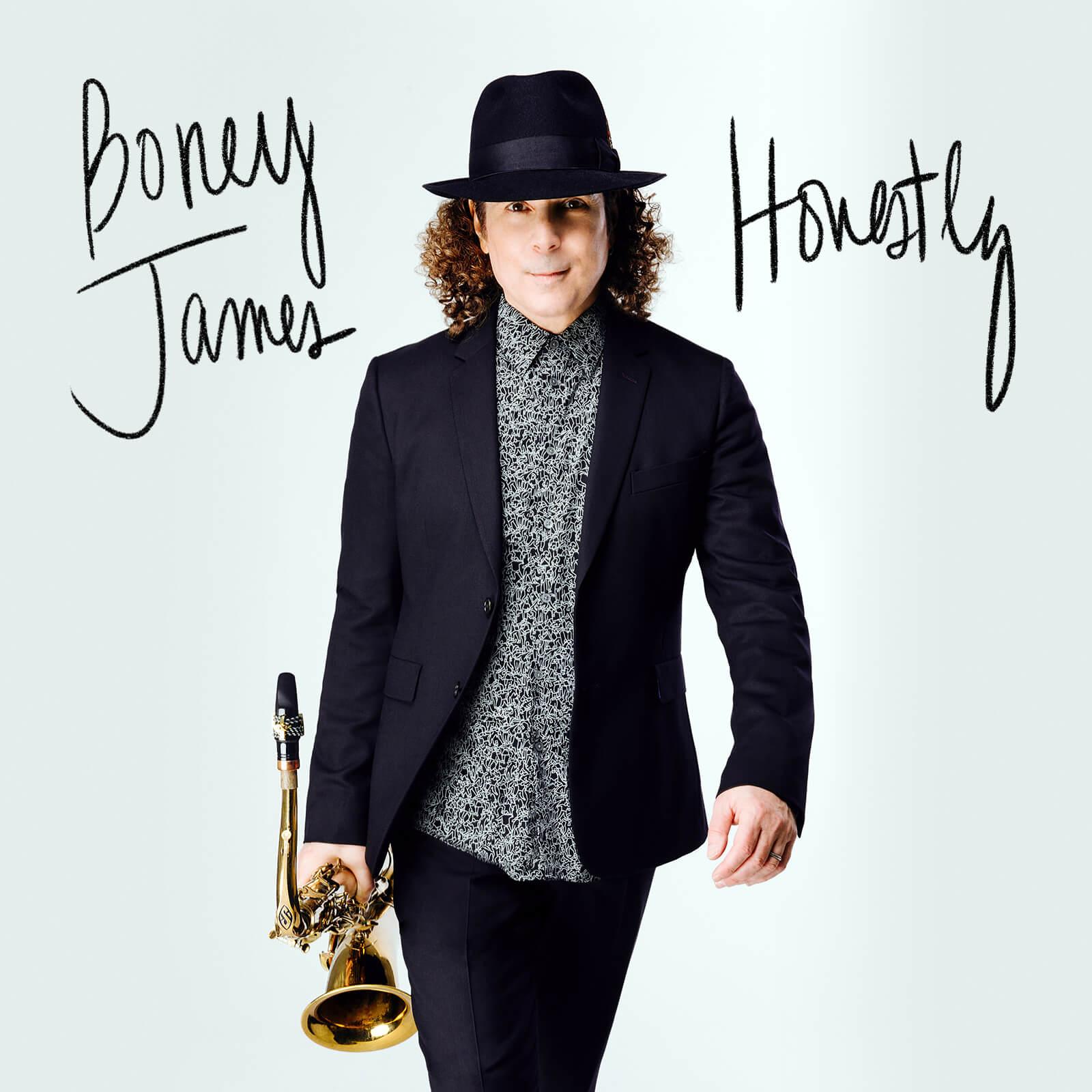 Boney James Honestly