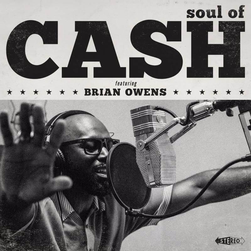 Soul recording artist Brian Owens releases SOUL OF CASH October 6th