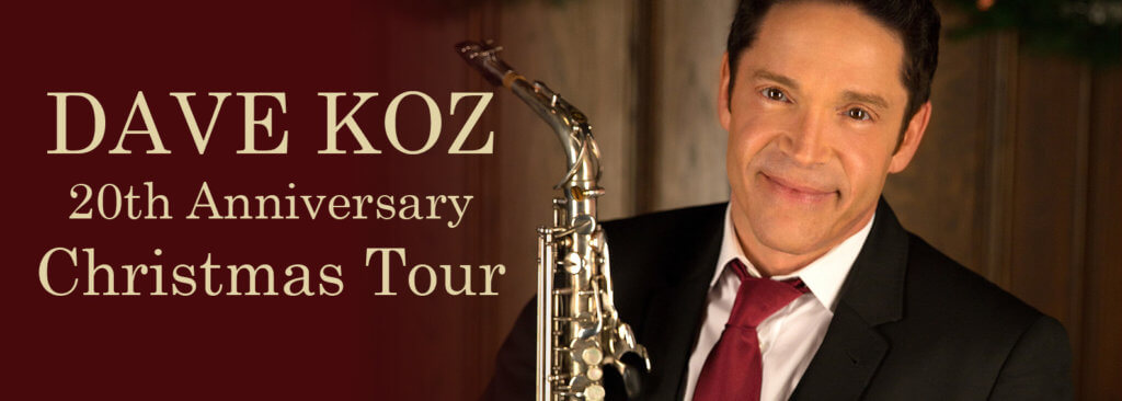 Dave Koz Tour Schedule 2017