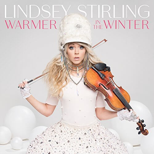 """""""Warmer In The Winter"""" Holiday Album From Lindsey Stirling"""