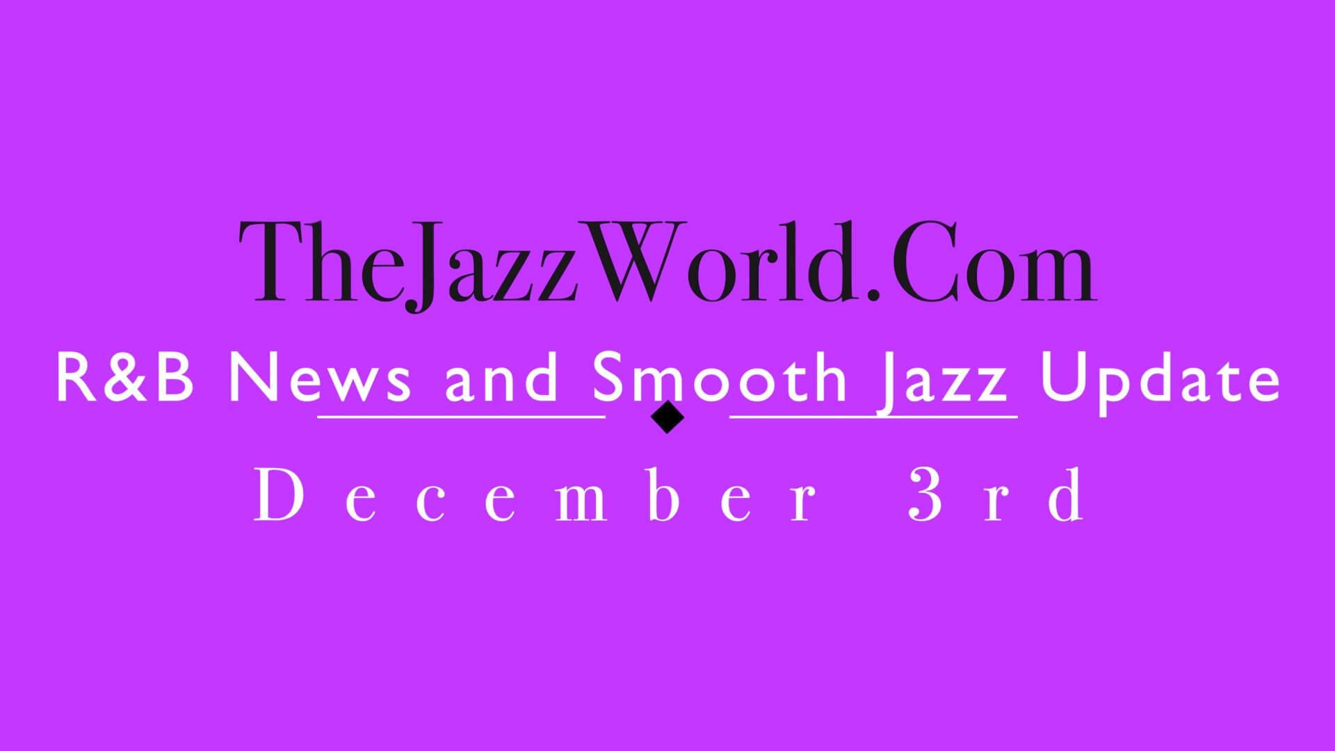 The Jazz World Show 12:3