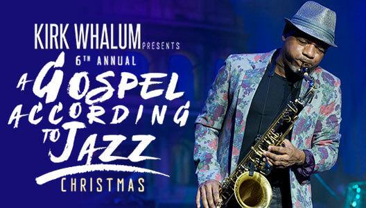 Kirk Whalum A Gospel According To Jazz Christmas