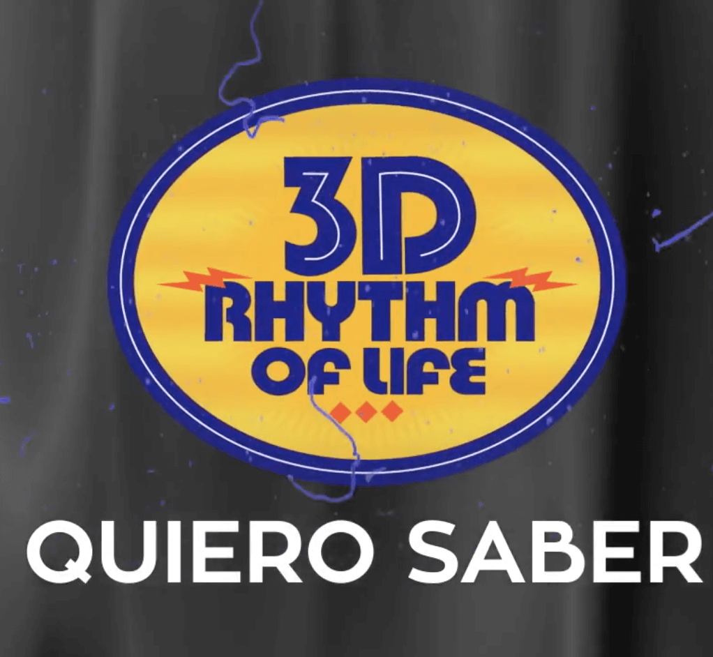 Listen To Quiero Saber by 3D Rhythm of Life