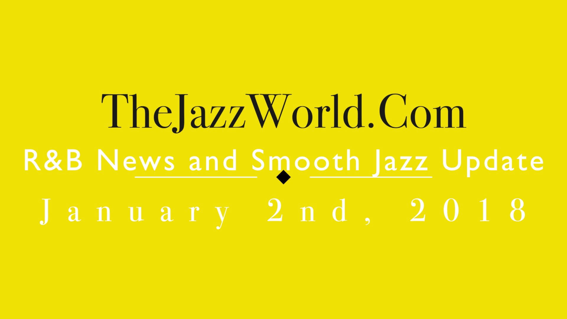 The Jazz World Show 1:2:18