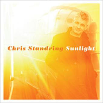 "Jazz guitarist Chris Standring New Release ""Sunlight"""