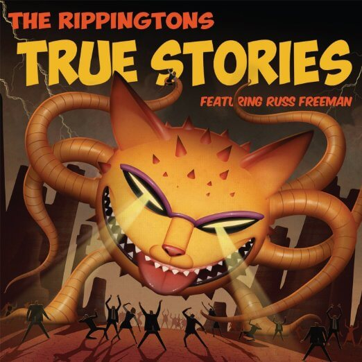 Preorder the Rippingtons True Stories