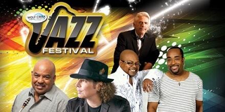 Wolf Creek Jazz Festival Tickets