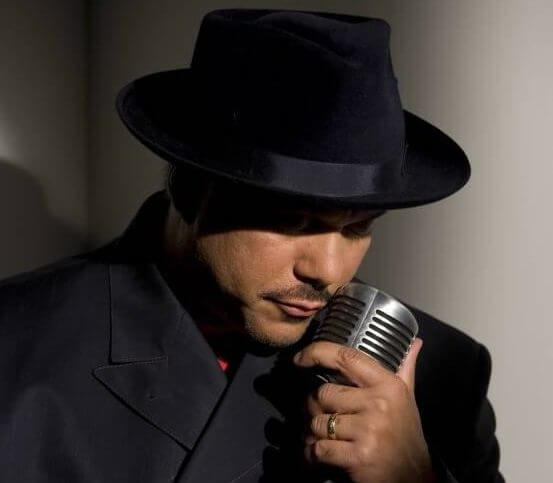 Howard Hewett On Stage