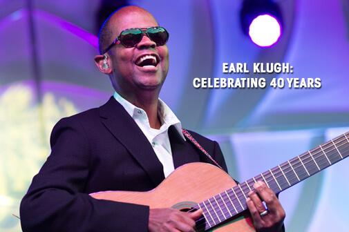 Earl Klughs 7th Annual Weekend of Jazz