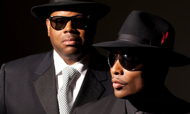 Jimmy Jam & Terry Lewis Slow Jam Mix