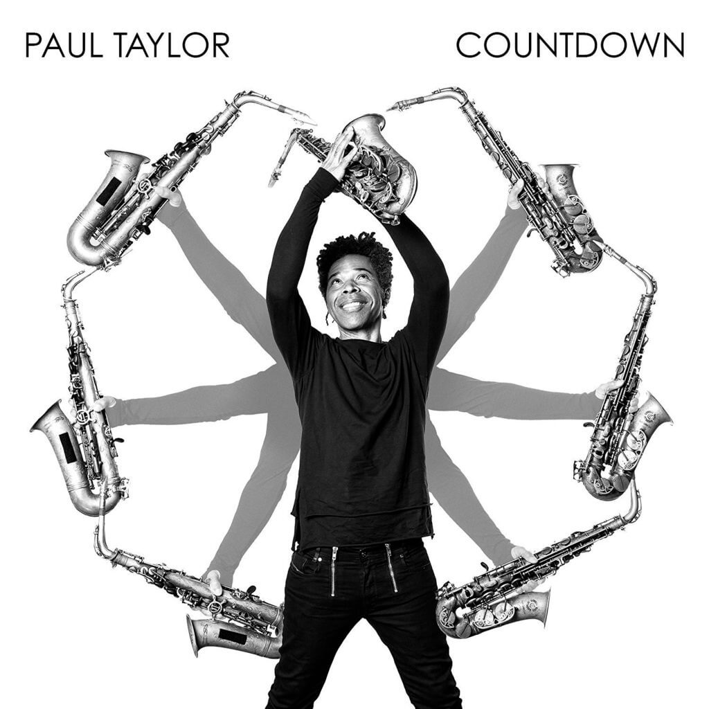 Paul Taylor New Release Countdown