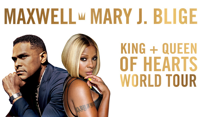 Maxwell and Mary J Blige Tour