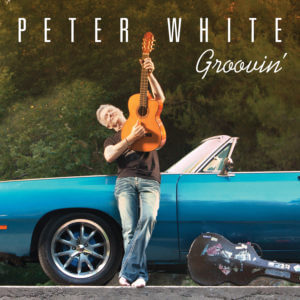 Peter White Groovin' Behind The Scenes