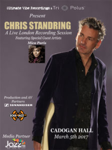 Chris Standring Live In London