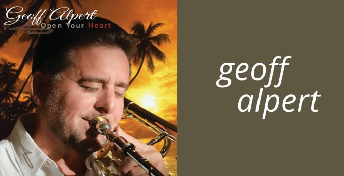 Geoff Alpert New Album Open Your Heart