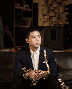 Daniel Chia album In The Moment