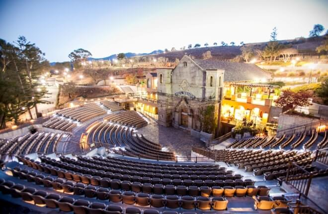 The Mountain Winery Saratoga Concert Schedule 2017