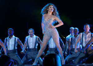 Jennifer Lopez In Las Vegas September & October