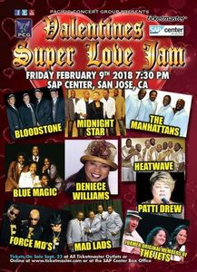 Valentines Super Love Jam San Jose