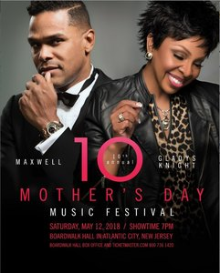Mother's Day Music Festival 2018 Atlantic City